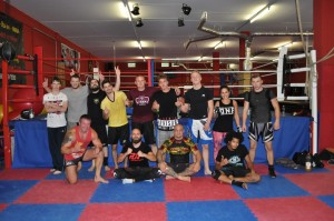 MMA Seminar mit Sandro Zanke Tag 2 13.09.2015